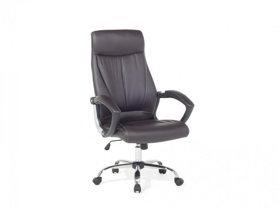 Nejvýhodnější z Kancelářská židle Kožená