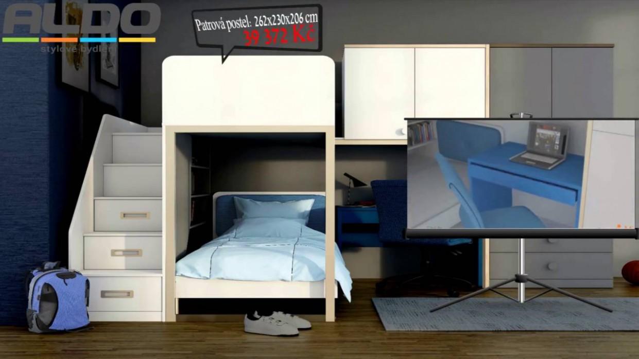 City Life - certifikovaný nábytek pro vaše děti a mladé - YouTube