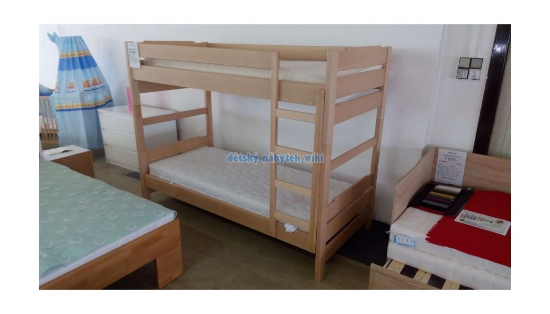 Patrová postel Rozkládací