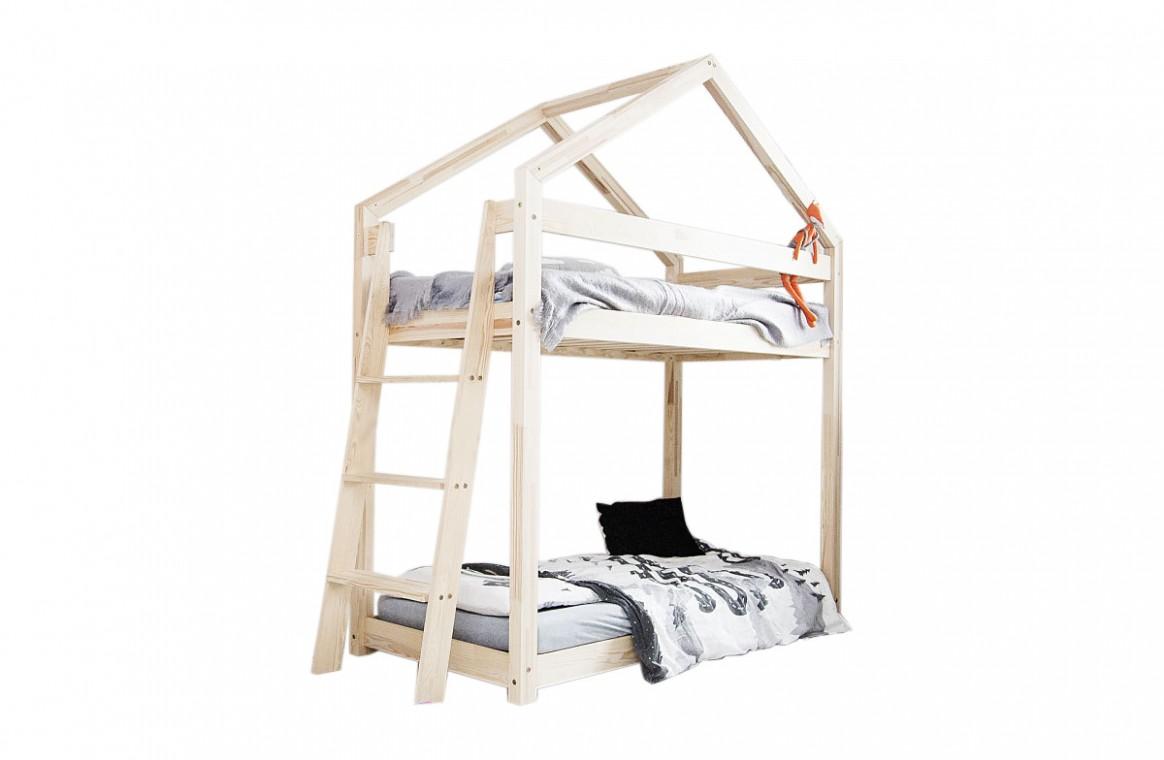 Nejlepší z patrové postele Domeček