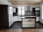 53+ Nejlepší Galerie z Kuchyně Wenge+Bílá
