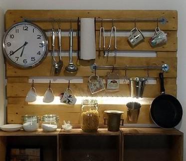 Kuchyně Z Palet