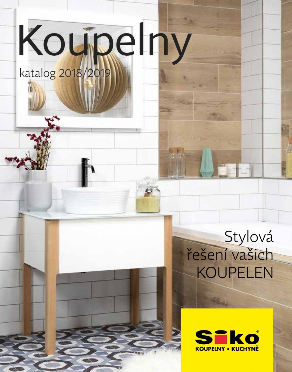 Siko Koupelny katalog 20/20 od 20. 2020. | Kupi.cz