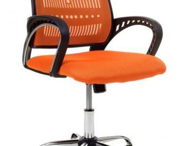 Nejlepší z Kancelářské Židle Oranžová