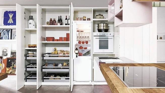 Kuchyně Uspořádání
