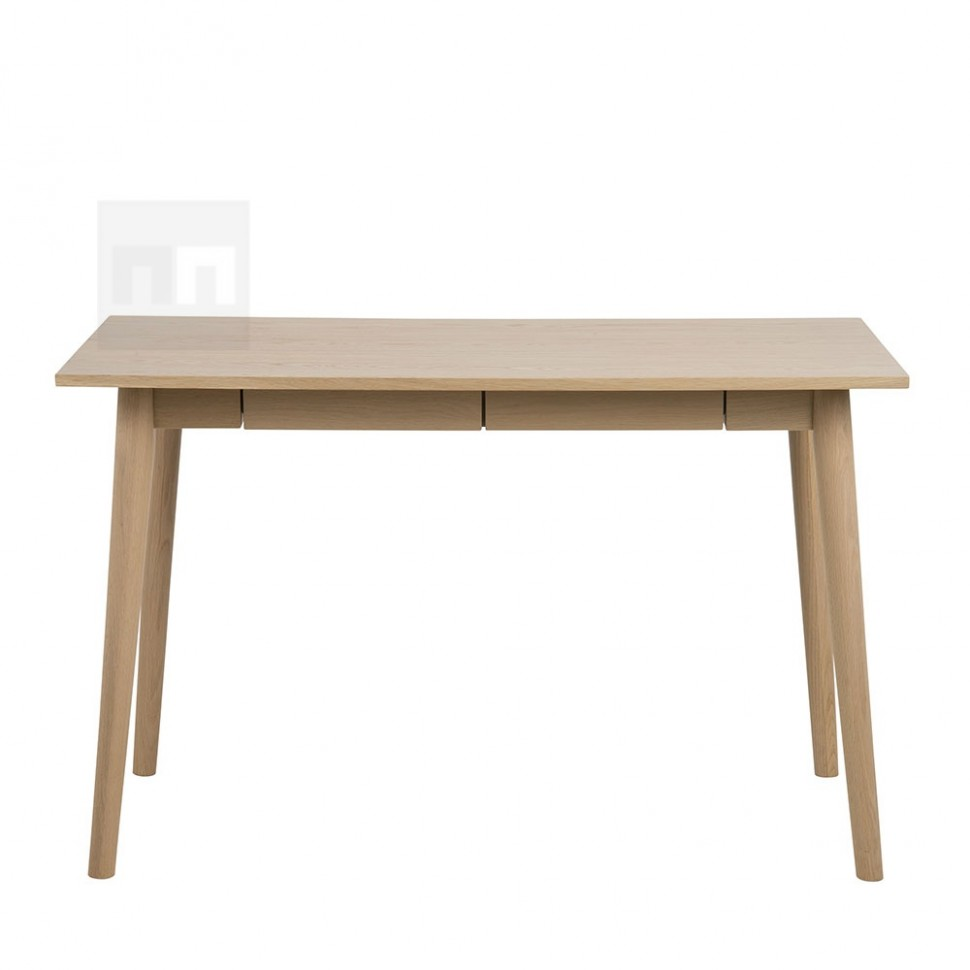 Dřevěný pracovní stůl 31x31 cm v dekoru dub se zásuvkami DO31 ...