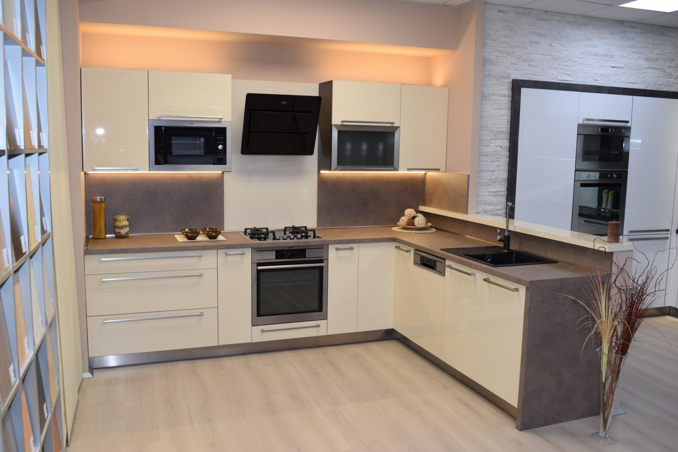 Kuchyně Vanilka