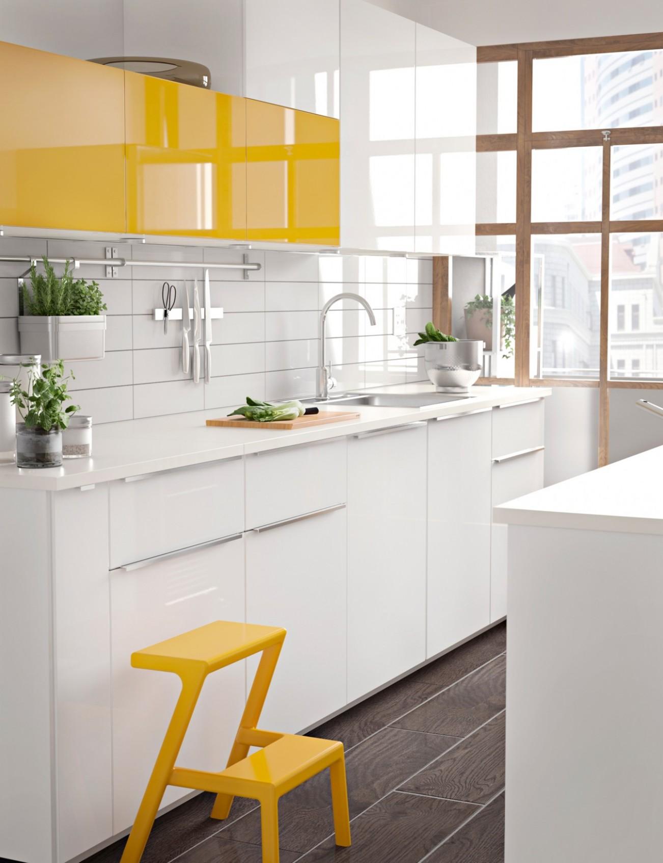 75 Nejlepší z Bílá Kuchyňská Linka Ikea - mujDum.co