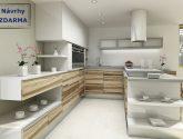 50+ Svátecní šaty z Kuchyně Design