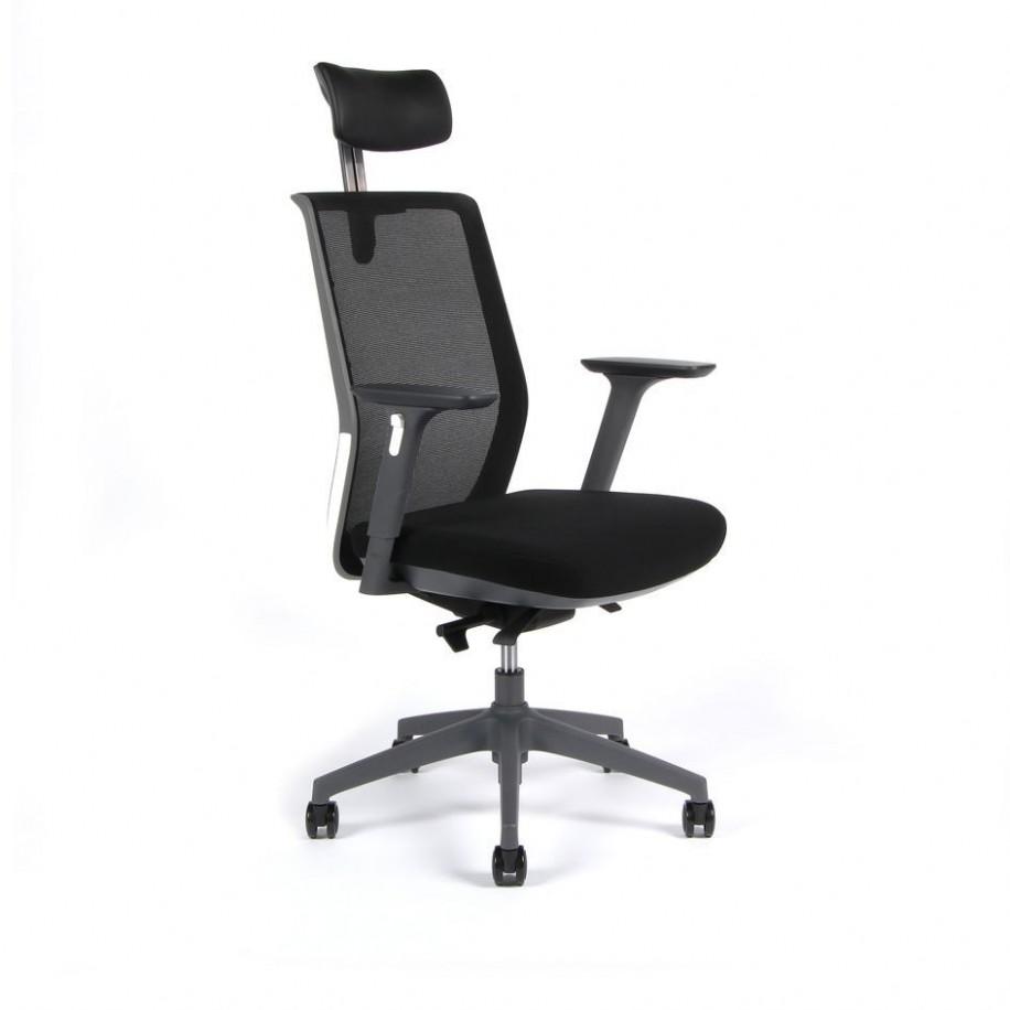 Kancelářská židle Portia černá