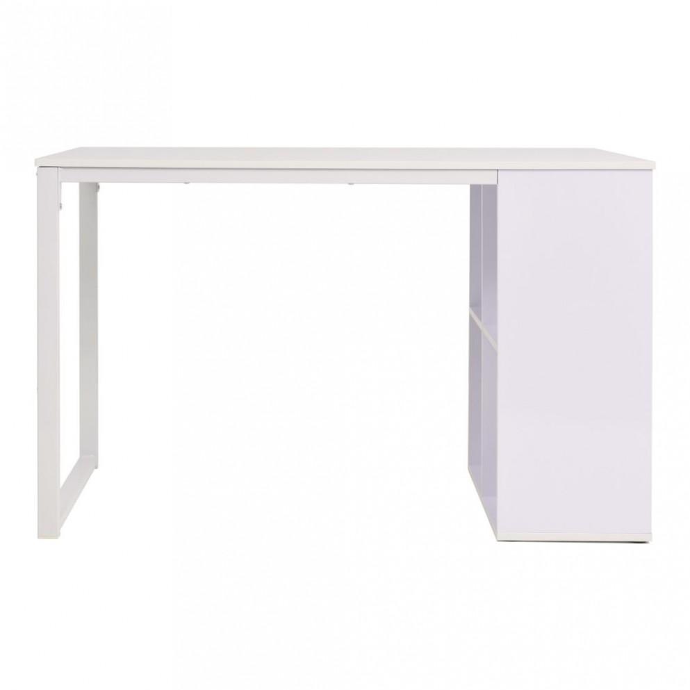 Nábytek | vidaXL Psací stůl 31 x 31 x 31 cm bílý | Pískování ...