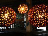 Kruhová světla pro interiér
