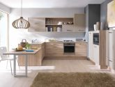 Moderní kuchyňská linka - kuchyně na míru SPOON