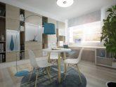 Návrhy bytů a domů | Design interiérů | Mujdum Design Home Office