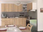 Moderní sektorová kuchyně POLAR II