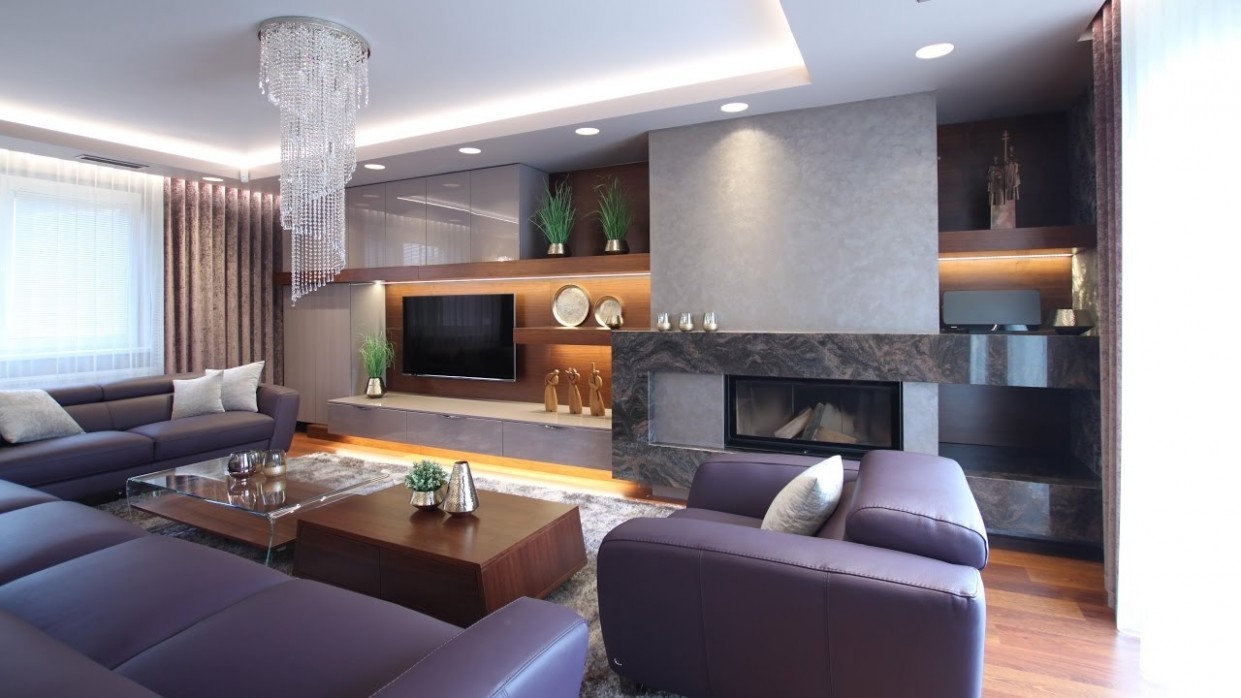 Alnus - luxusní interiér domu