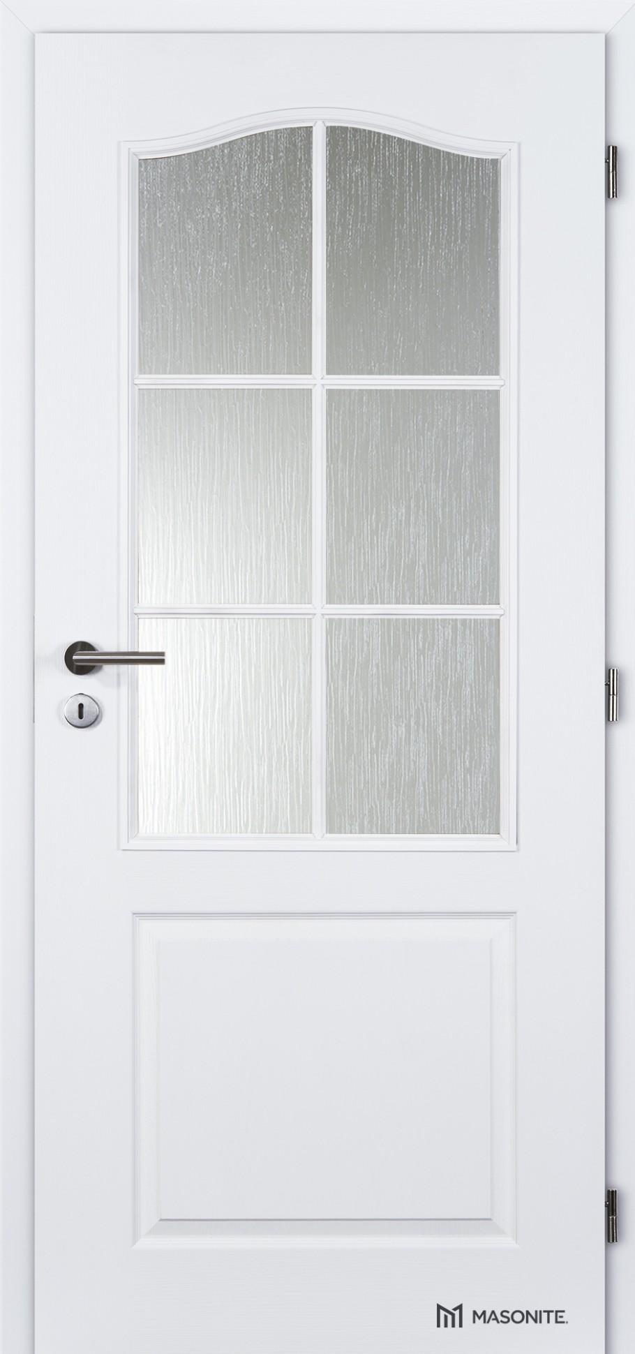4 nejlepší z interiérové dveře bílé