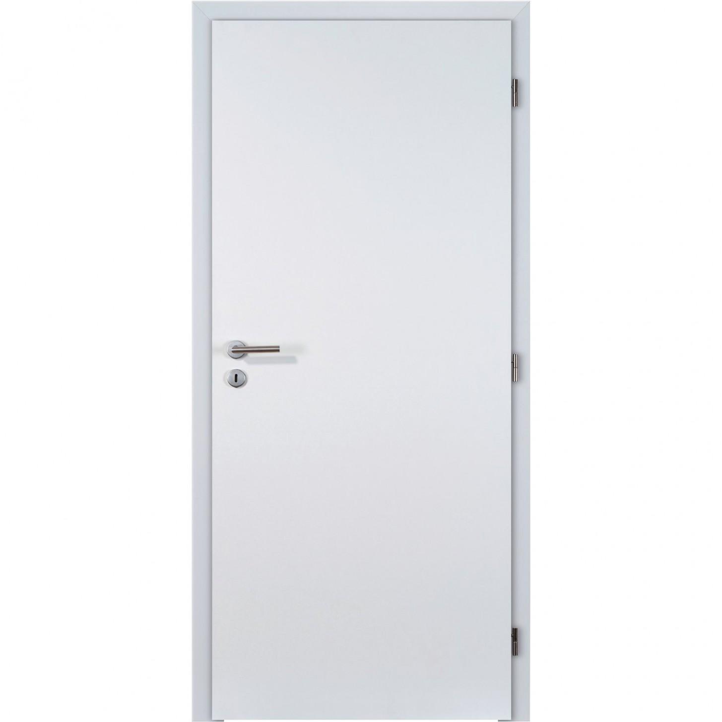 Masonite Interiérové dveře 4 L plné lakované bílé