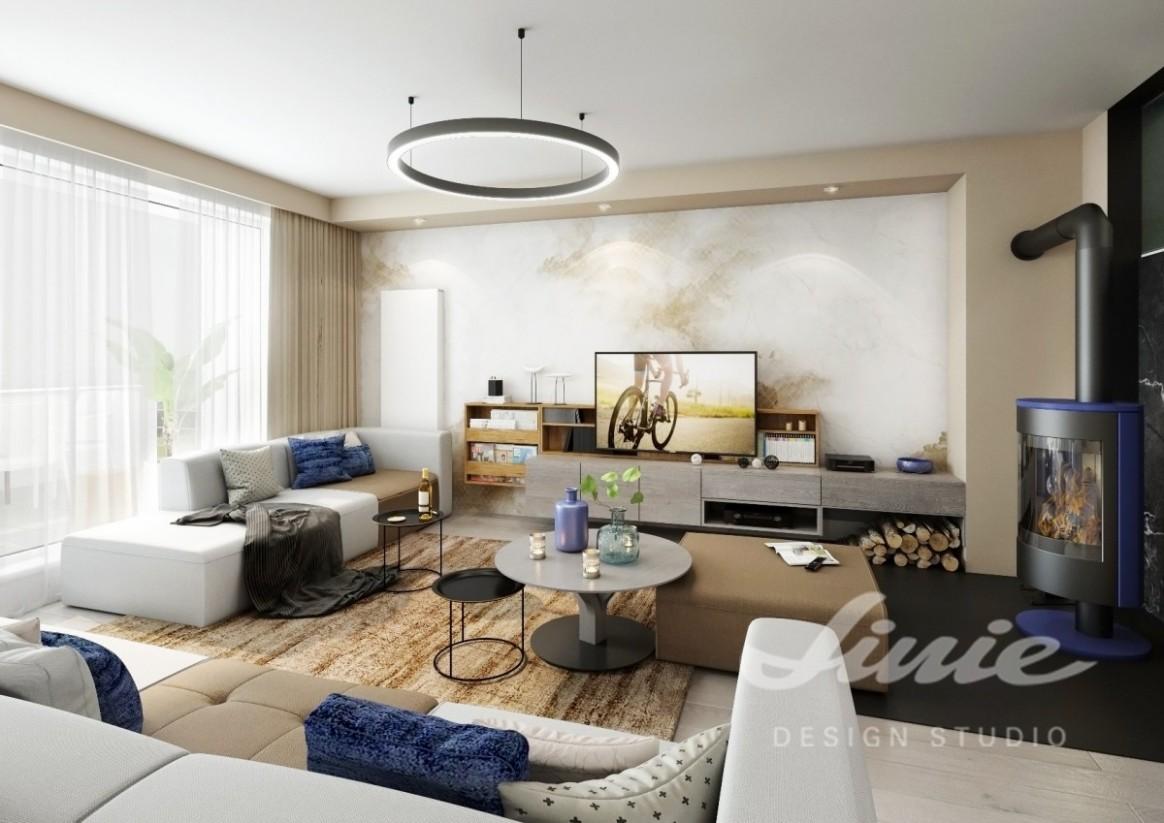 Moderní obývací pokoje inspirace | Fotogalerie obýváků ...