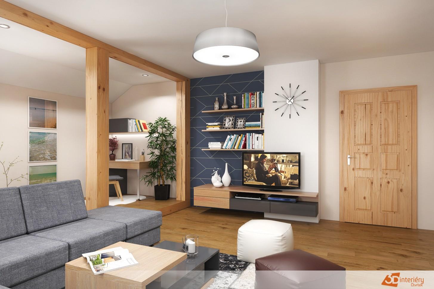Pochopte pozadí designu Obývací Pokoje Now