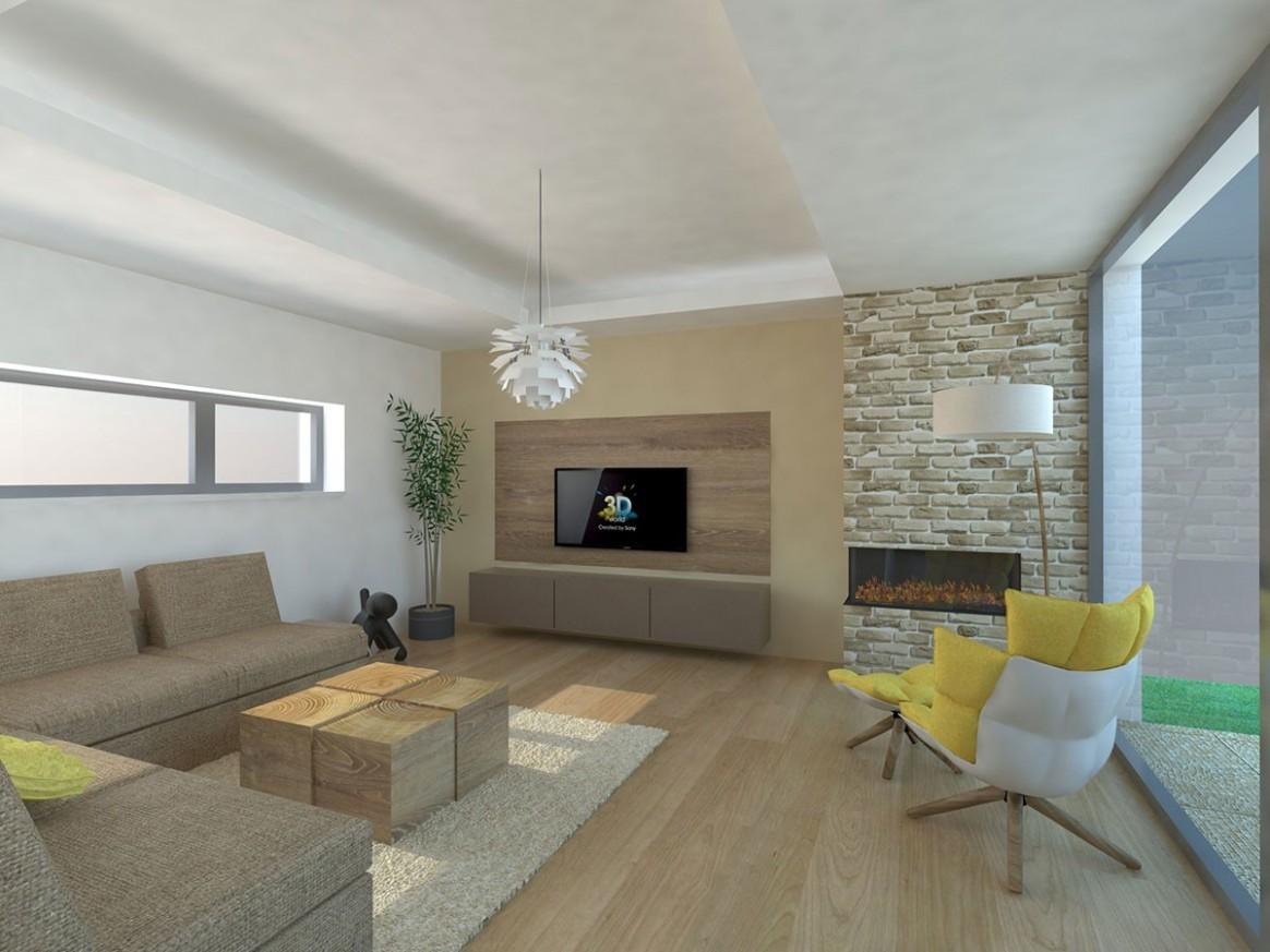 Škola designu − část 4: Obývací pokoj - HOME