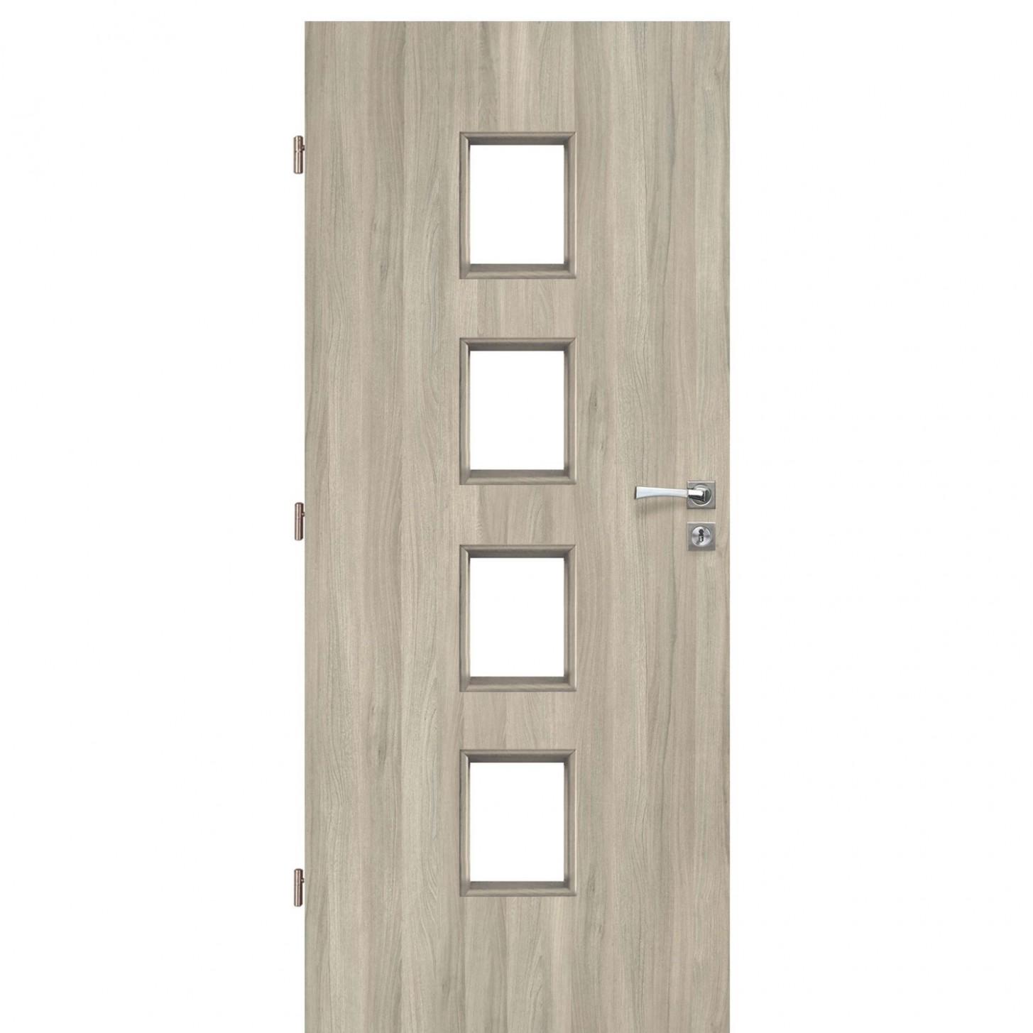 Voster Interiérové dveře Aruba 5/5 dub scandinávský 5 L