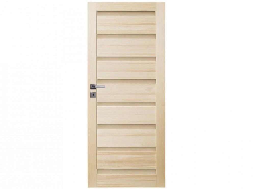 Interiérové dveře SYCYLIA Masiv - plné - 5 cm