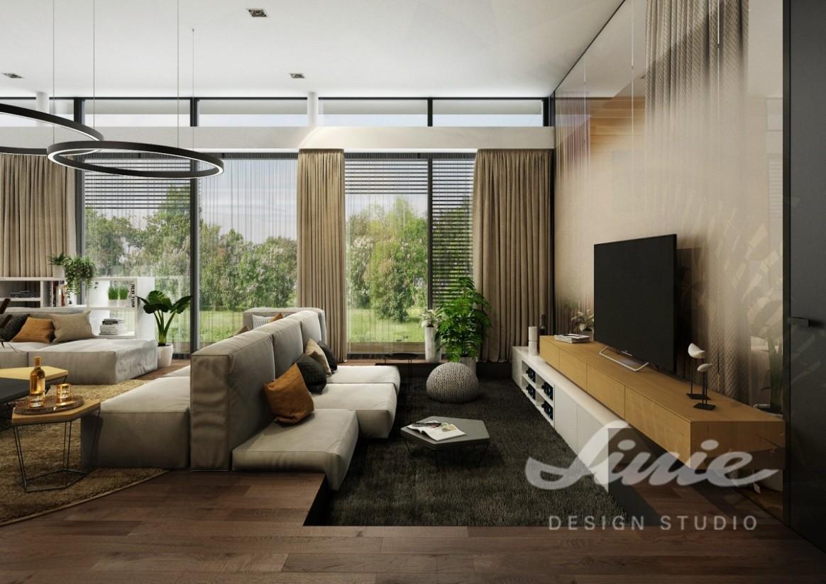 Moderní obývací pokoje inspirace   Fotogalerie obýváků ...