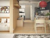 74 Nejlepší Obraz z Malý byt interiér