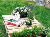 Zahradní nábytek z palet – Kreativních nápadů část 2