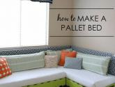 Část 5 – Nábytek z palet: Nejlepších nápadů na kreativní do každé domácnosti!