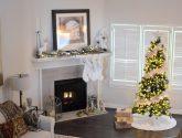 24+ Svátecní šaty Fotka z Vánoční interiér