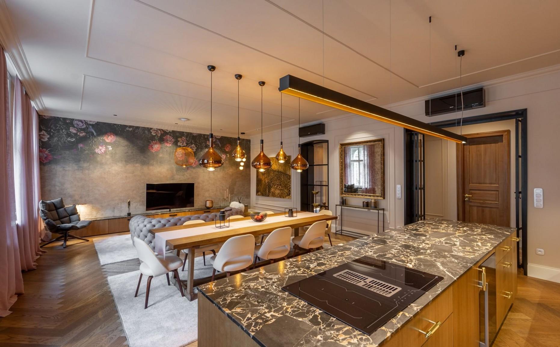 70+ Kvalitní z Glamour styl interiér