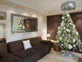72 Nejchladnejší z Vánoční interiér