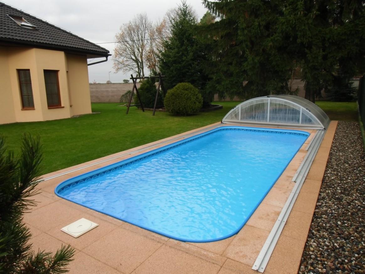 Bazény Kostelec