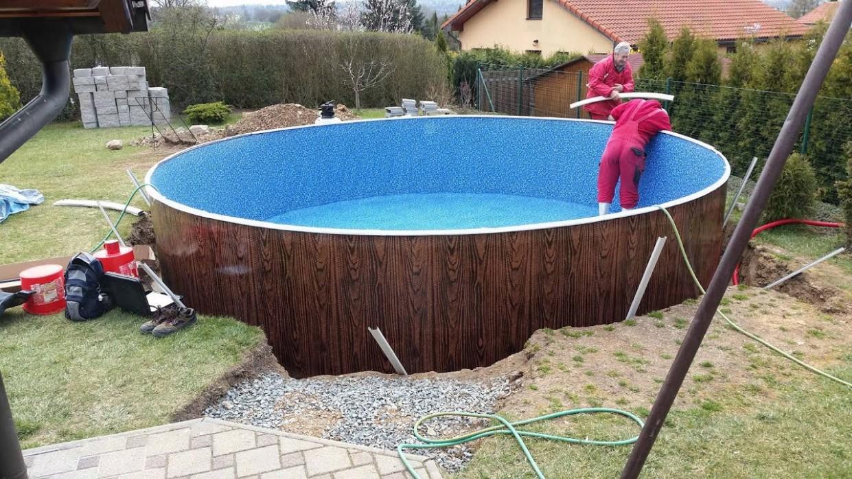 Kopané Bazény