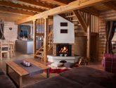 250 Příklad Nápad Nejlepší Interiér chaty
