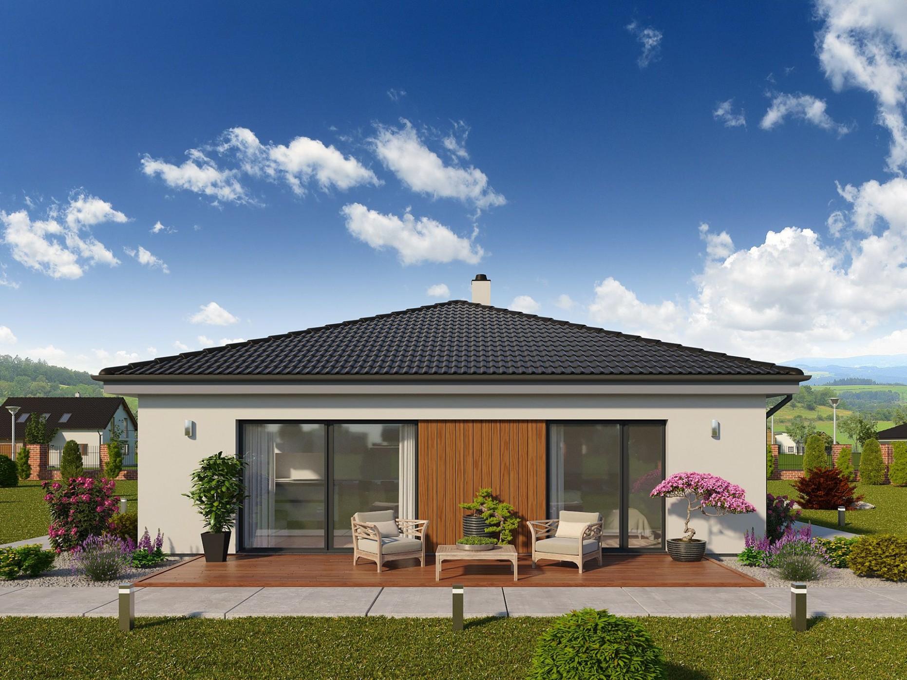Katalog nízkoenergetických zděných domů a dřevostaveb na klíč