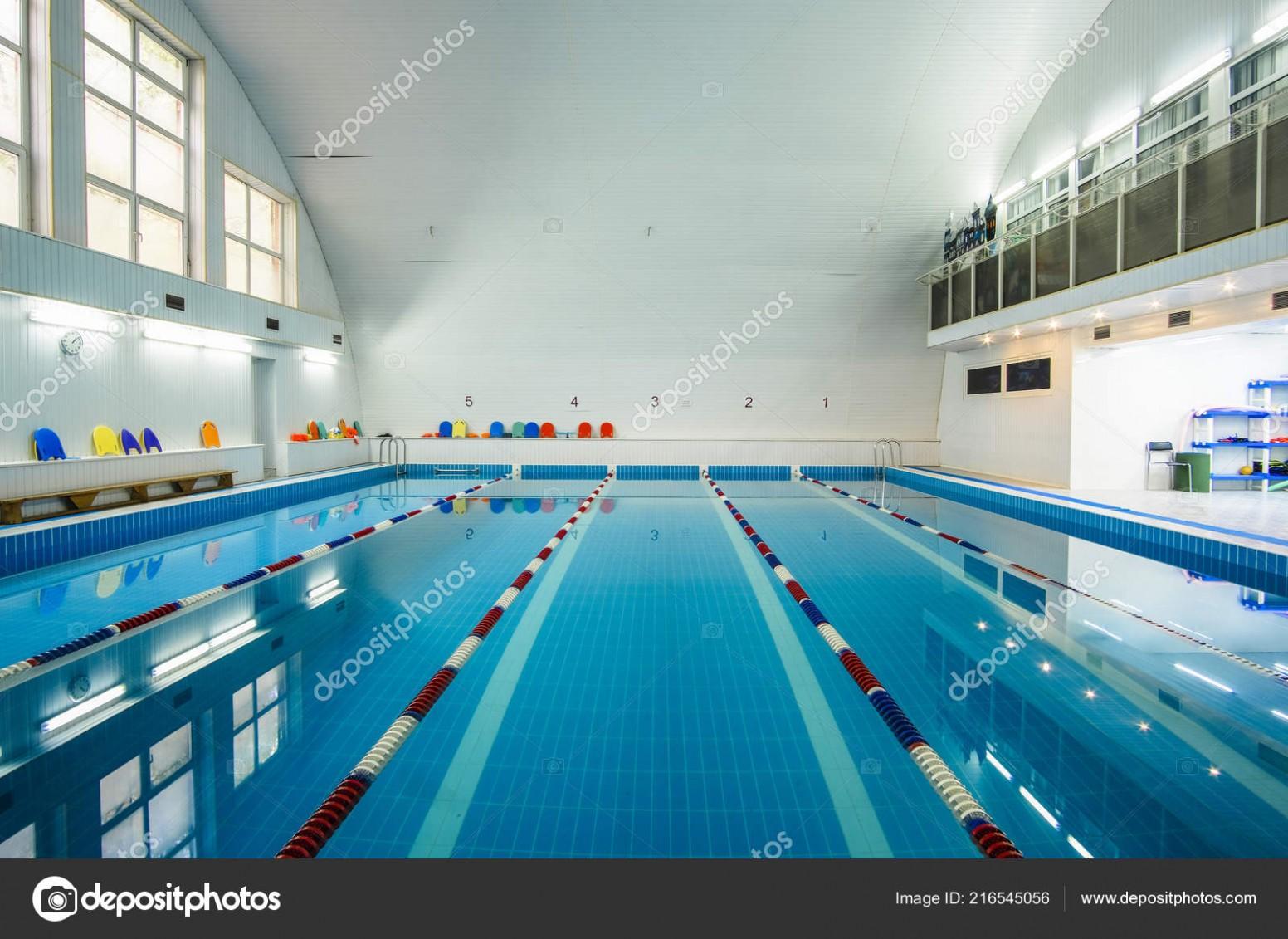 Vnitřní Bazén — Stock Fotografie © uatp34 #34