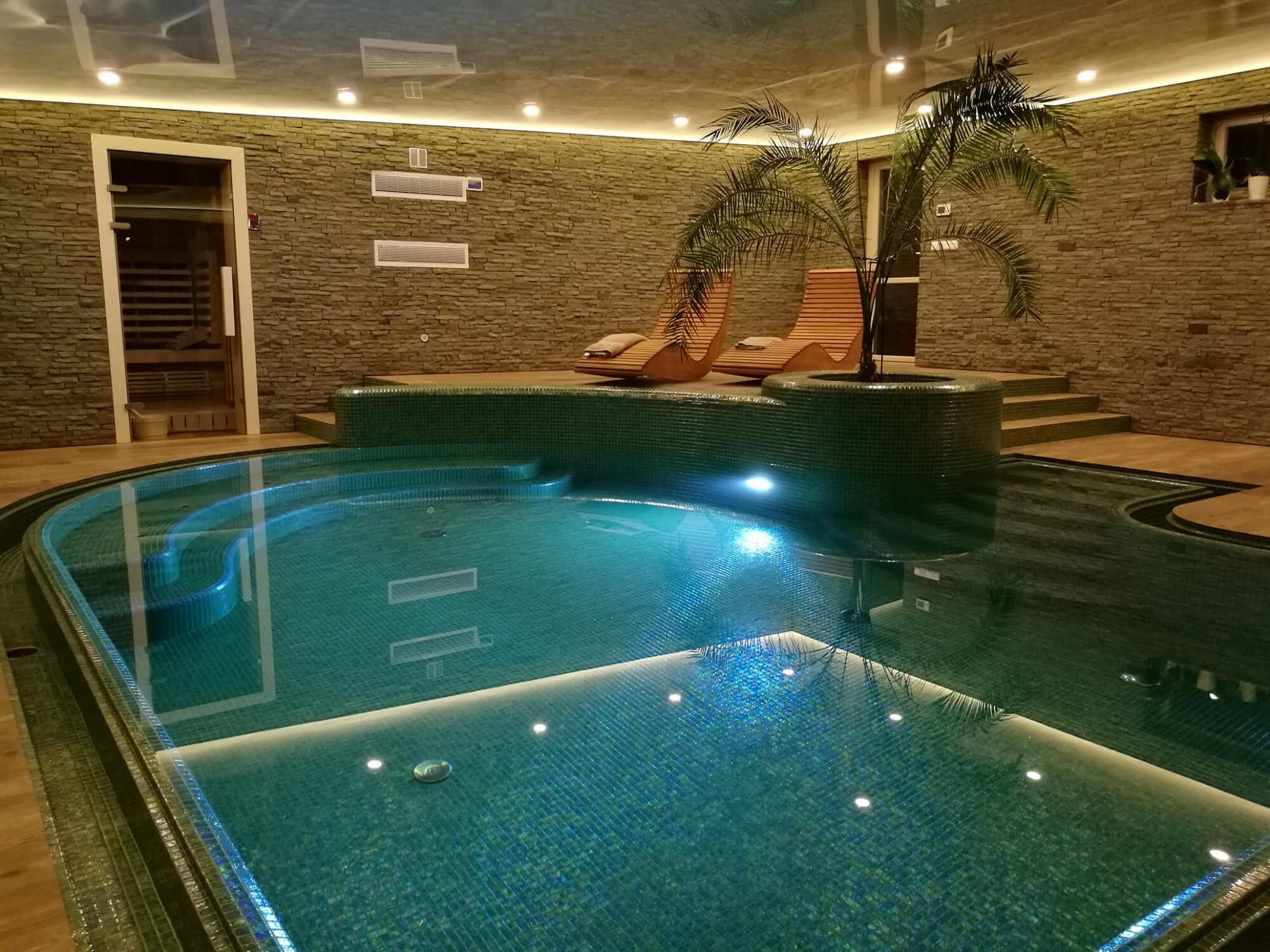 Příklad Idea Nejlépe z Vnitrní bazénu