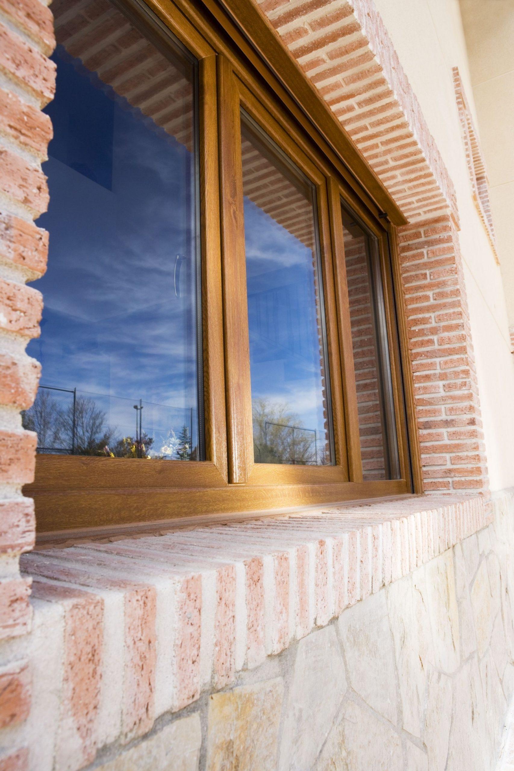 Vzhled dřeva, tepelně technické vlastnosti plastu - STAVO-PLAST