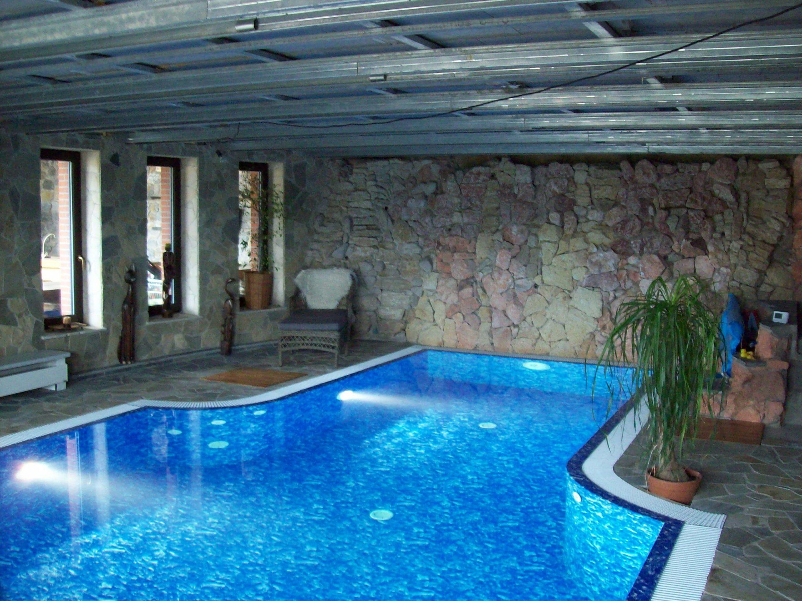Vnitrní Bazén