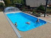 Galerie (470 Obrázek) Inspirace Nejvýhodnejší Kopané Bazény