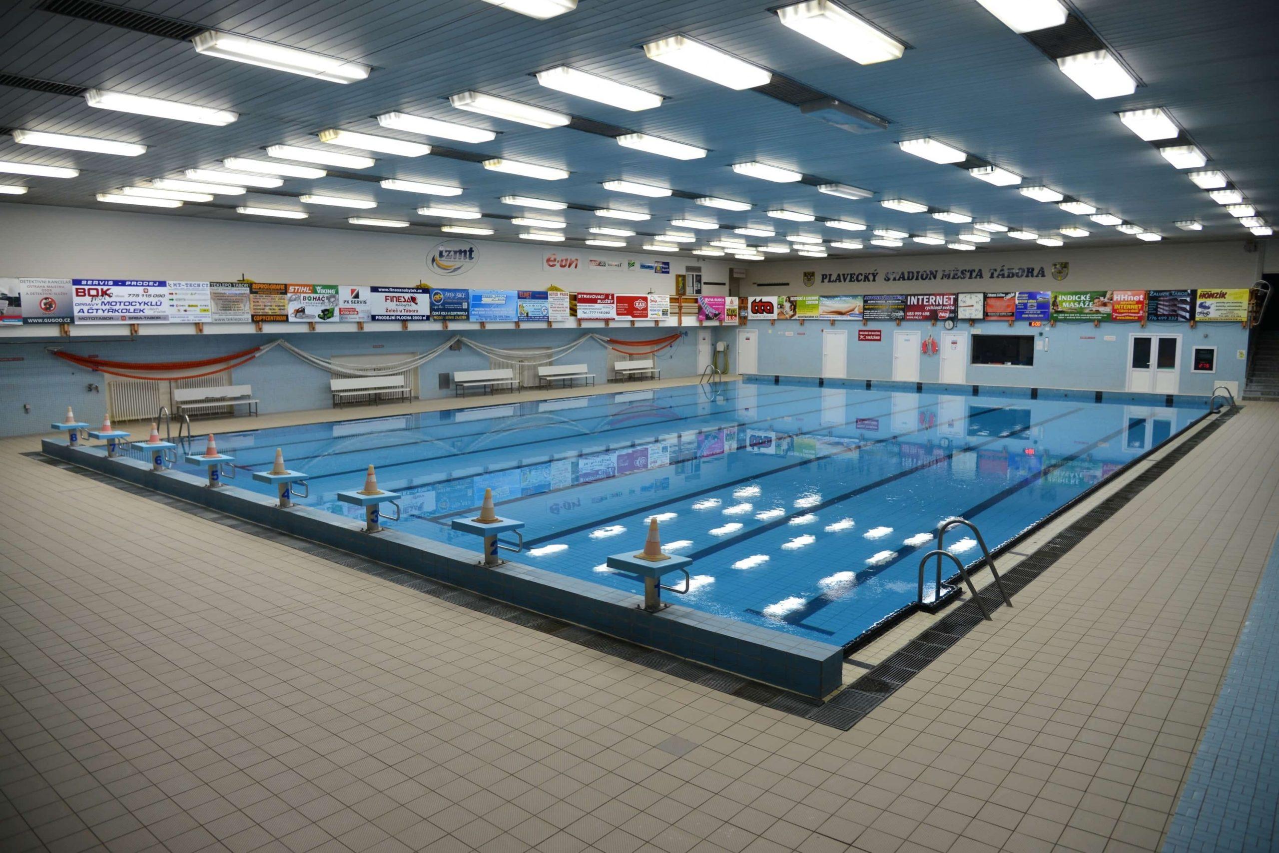 Plavecký stadión
