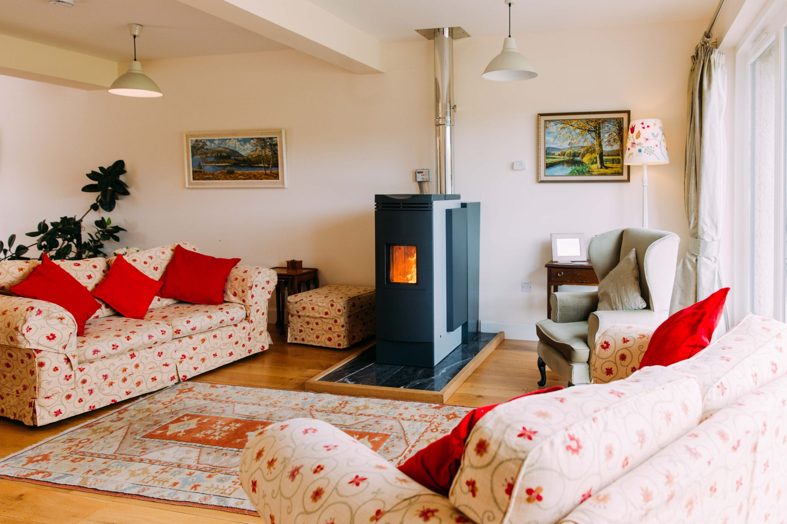 Obrazy : interiér, Domov, chata, dovolenka, útulný ...