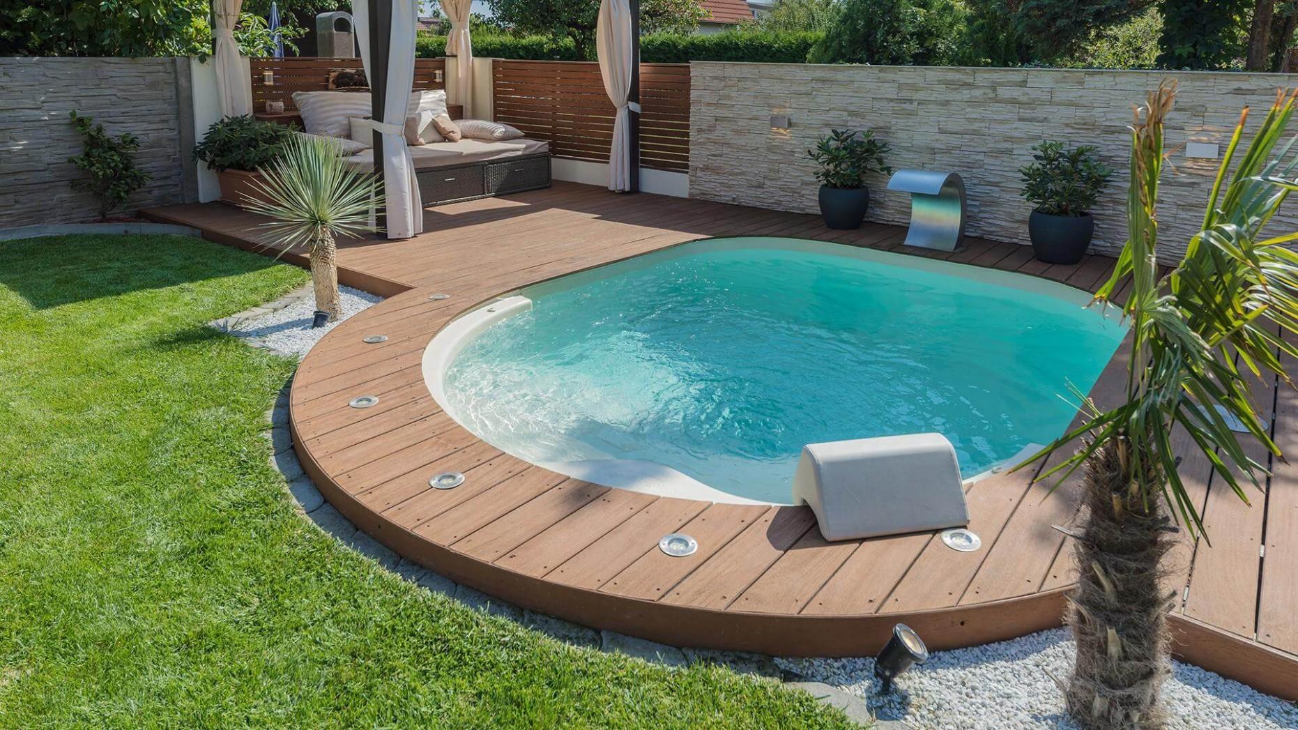 Bazén Lola Mini - malý bazén pro všechny