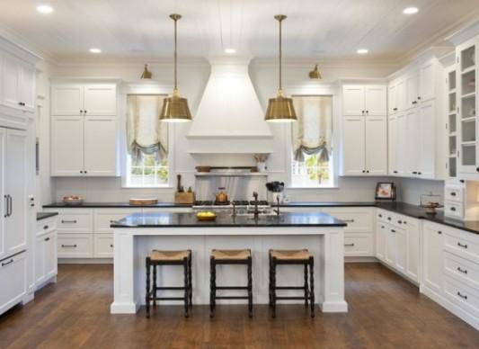 Kuchyně ve venkovském stylu | Styl a Interier