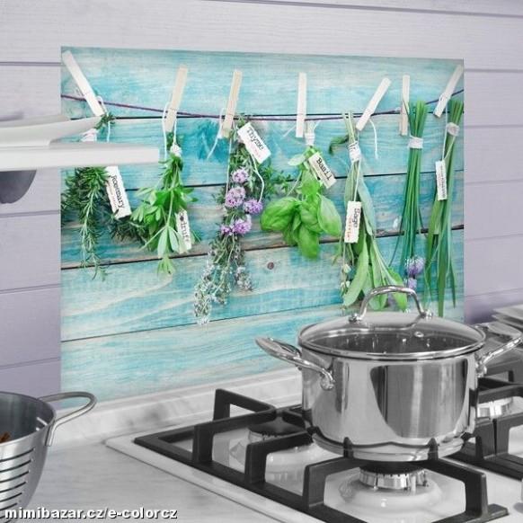 Prodám - Panel za kuchyňskou linku Provance, Svitavy