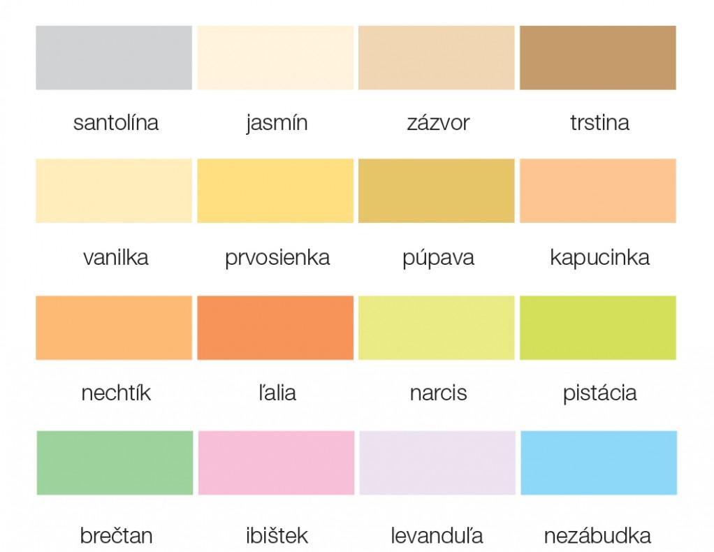 INTERIÉROVÉ MALÍŘSKÉ BARVY PREMIO COLOR - SLOVLAK - Barvy, laky, lazury