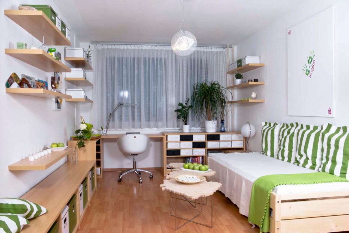 Návrh obývacího pokoje Praha